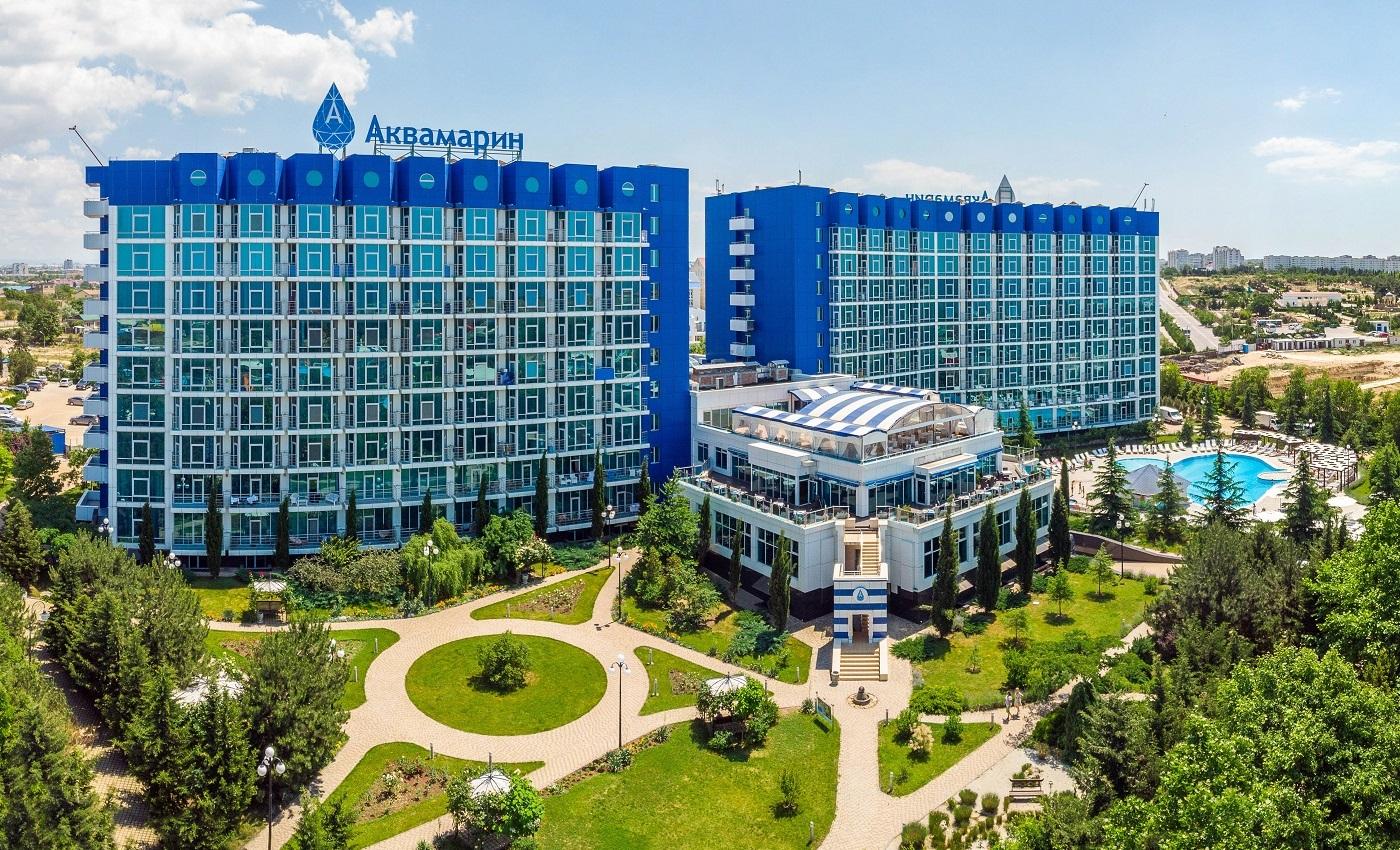 Aquamarine Resort & Spa